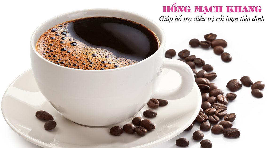 Người bệnh rối loạn tiền đình cần tránh sử dụng các thức uống chứa caffein, vì chúng có thể làm tăng nặng triệu chứng của bệnh